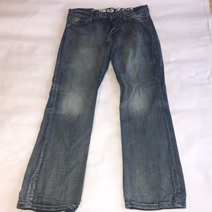 Express Jeans Classic Fit Low Rise Boot Cut 33x32